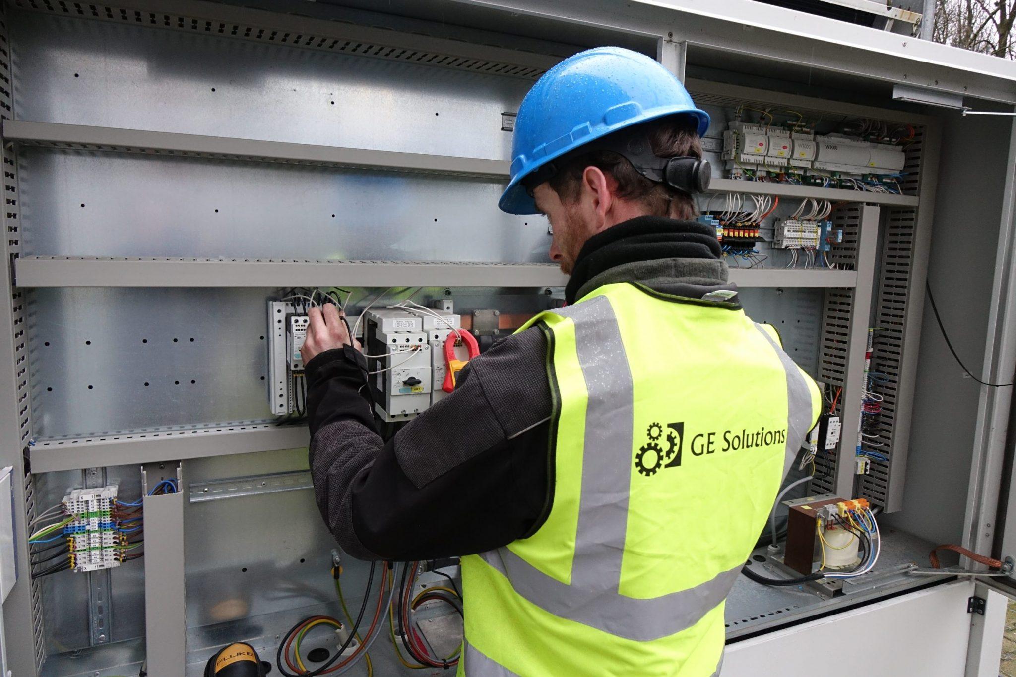 Specialisten op het gebied van koeltechnische installaties
