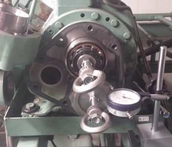 End clearance measuring Bitzer