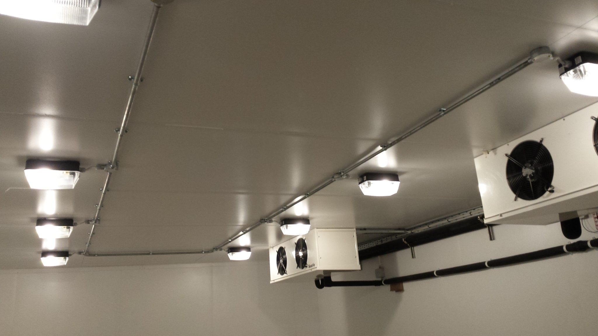 Evaporator freezer