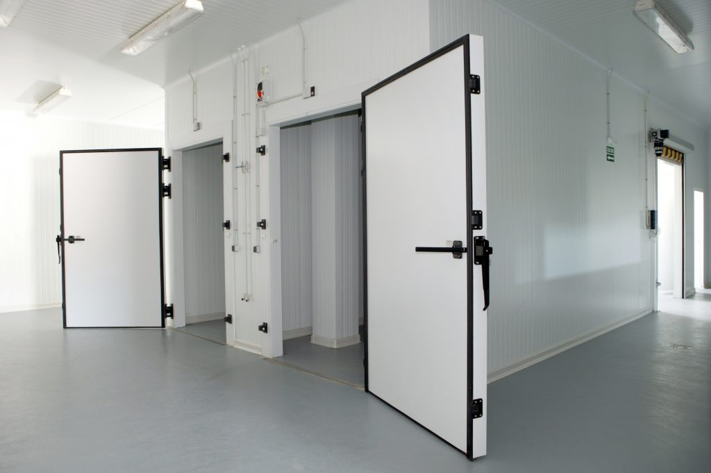 New build coldroom
