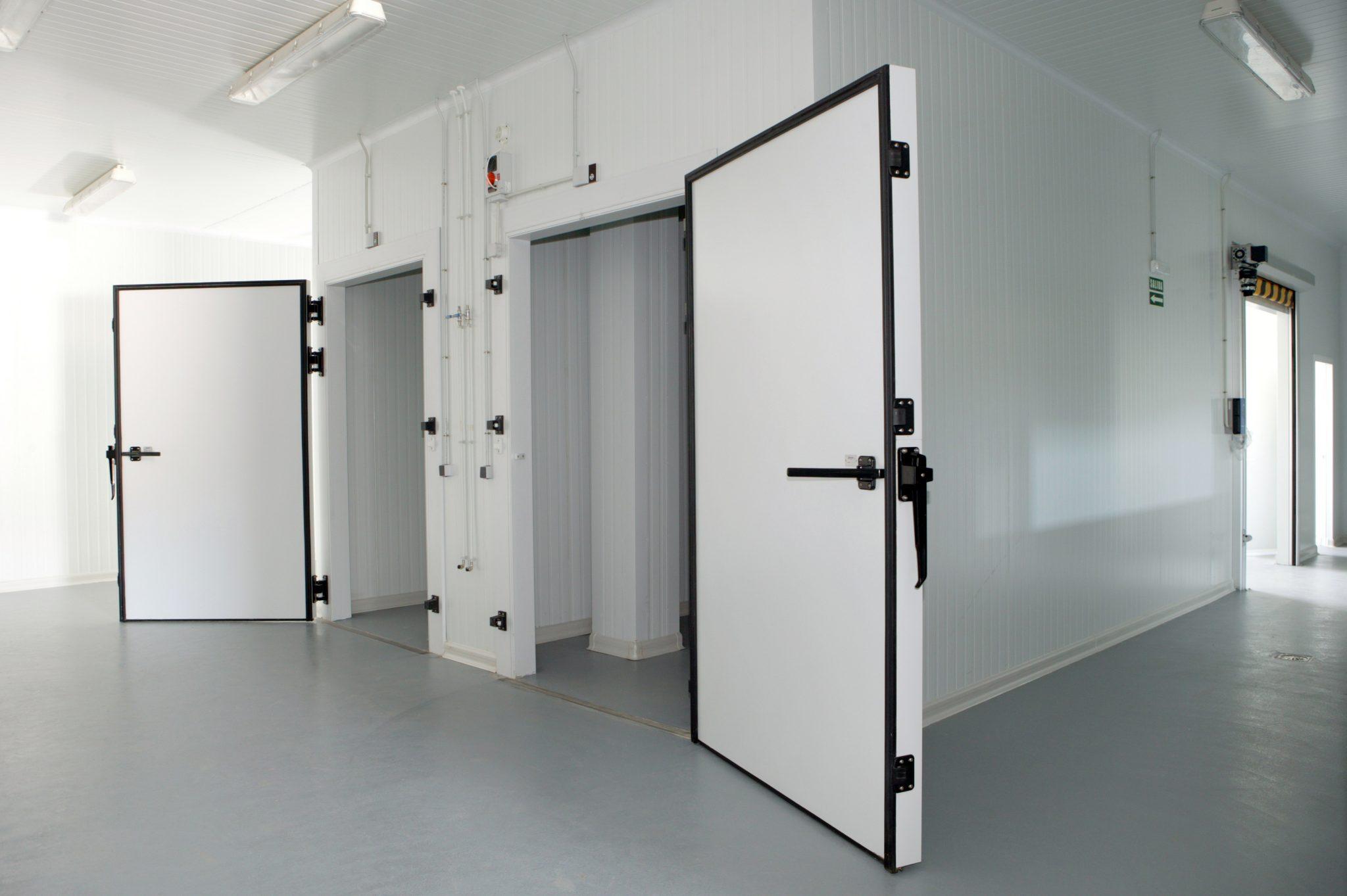 Industriële koel- en vriestechniek